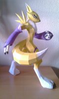 Renamon - e by Destro2k