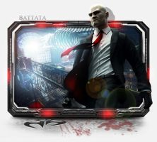 Hitman by lBattata