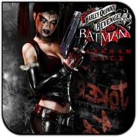 Batman Arkham City - Harley Quinn's Revenge by HarryBana