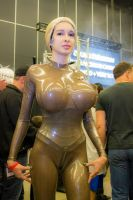 Seven of Nine at Mtl Comiccon! by Ariane-Saint-Amour