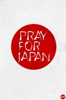 Pray For Japan by 123zion456