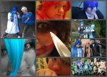 Cosplay Collage by Pokemonizmylife