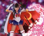 Tribute to Sailor Moon Miss Japan by Rijio