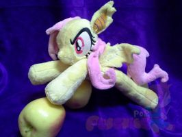 FOR SALE Flutterbat Floppy Beanie Plushie by PrinceOfRage