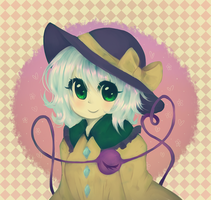 AT: Koishi Komeiji by Suikasen