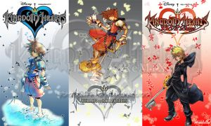 Kingdom Hearts remix 1.5 by anabelle12