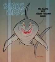 Shark Week by Kravenous
