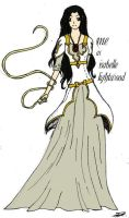 Isabelle Lightwood by understated411
