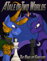 A Tale of Two Worlds by eruanna