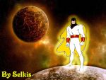 Space Ghost by SelkisFritz