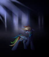 Fear the Darkness by PonyBytes