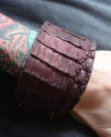 silicone reptile cuff 2 by missmonster