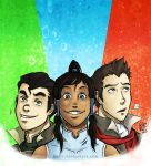 TLoK - The New Team Avatar by kuri7
