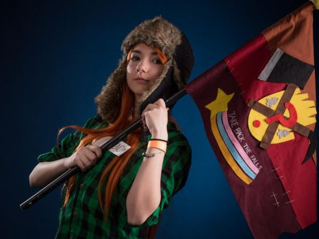 Gravity Falls - Wendy Corduroy Cosplay by CipherCosplay