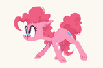 Pinkie Pinkie Pinkie by sofas-and-quills