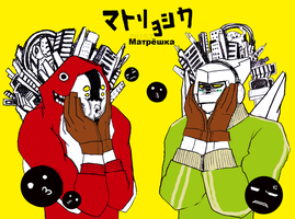 Ben10 Matryoshka by dust4148