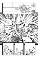 inks Crisis-of-infinite-calories pg1 issue 4 by TomKellyART