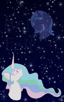 Goodnight Sister Mine by Universal-Tiger