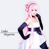 Luka - White dress Version by Violet-112