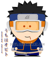 Obito's Goin' to South Park by Dosu