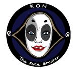 Koh the face stealer icon by CuriouslyXinlove
