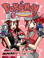 PokeSpe Manga Cover by ShootingStar03