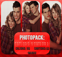 Photopack png 008. Taylor S. And Taylor L by Manuuselena
