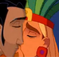 Miguel and Tulio Kiss by DrakkenlovesShego12