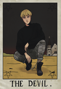 Dylann Roof - THE DEVIL by psalterium