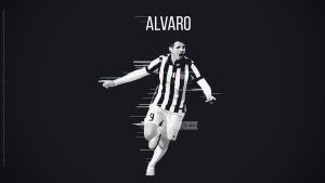 Alvaro Morata - Wallpaper by Nucleo1991