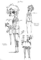 Lady Doll doddles 01 by Lady-Valiant