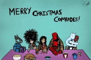 Merry Christmas 2013 by NuclearJackal