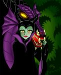 Maleficent by SNathy
