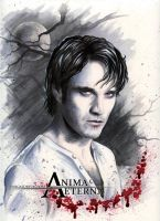 Bill Compton - Portrait by AnimaEterna