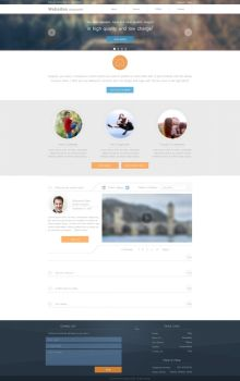 Website design - For sale! by RaymondGD
