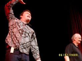 Brad Sherwood Colin Mochrie II by BratBassist