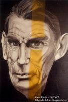 Samuel Beckett by Gopherproxy