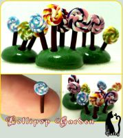 Lollipop Garden by Talty