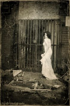 Ghost of the Mills II by stargirlphotography
