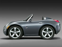 Mini Pontiac Solstice Roadster by TrabzonSport