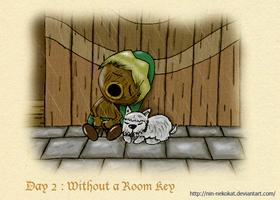 2nd Day: Without a Room Key UPDATE by Nin-Nekokat