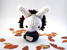 Michael Myers Moon Bun by MoonYen