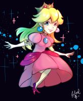 Peach by BlueGenesis123