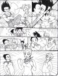 Wierd DBZ Comic: Part 2 by TemBrook