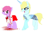 Comish Adopts for KTF: Elsa and Yuno Gasai by Pokemonmaster704