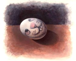Bunny Egg by kevmesser