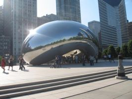The Bean by AngelicalDesign