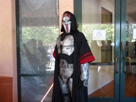 Sith Acolyte cosplay SacAnime Summer 2012 by SonAlexander