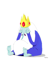 IceKing- by Goldnarrs