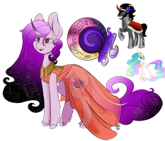Neutron Star (Custom Crackship adopt) by PonyDoodleDayAdopts
